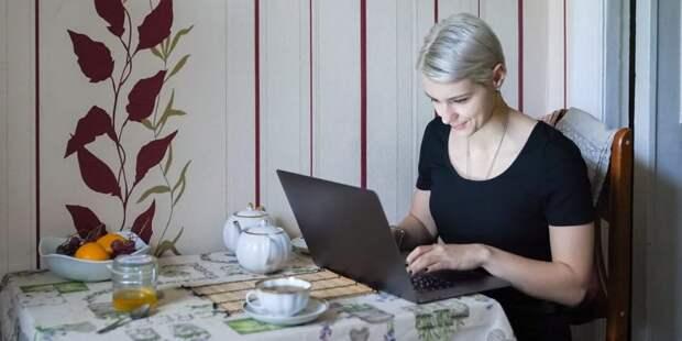 Сергунина: онлайн-программа акции «Библионочь» в Москве набрала более 200 тыс просмотров. Фото: Е. Самарин mos.ru