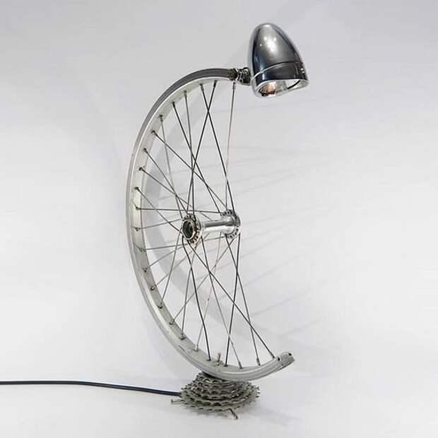 И части велосипеда Фабрика идей, дизайнеры, мебель, фантазия