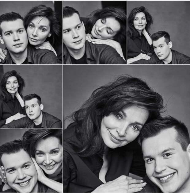 Взрослый сын такой молодой мамы: Наталия Антонова поздравила старшего наследника с днем рождения