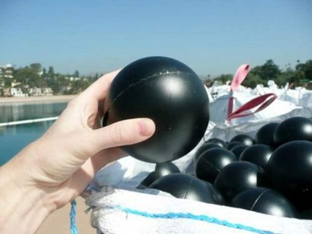 Вот такие шары.  Фото: zmescience.com.