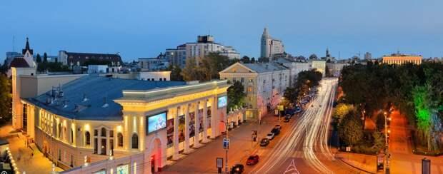 Фотографии городов — Воронеж