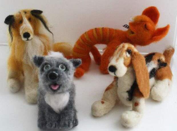 Мягкие игрушки. Фото из открытого источника