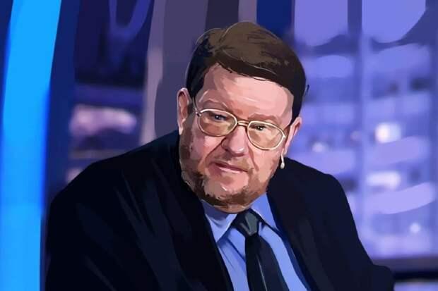 "Сатановский: ""дворец Путина"""