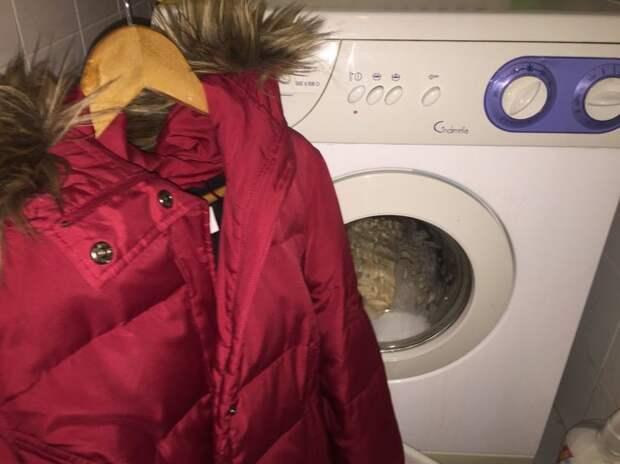Секреты правильной стирки зимней куртки в стиральной машинке