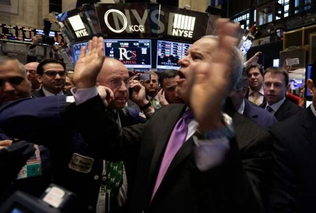 Мировые рынки акций падают вместе с нефтью