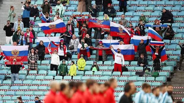 УЕФА снял ограничения на нахождение зрителей на трибунах
