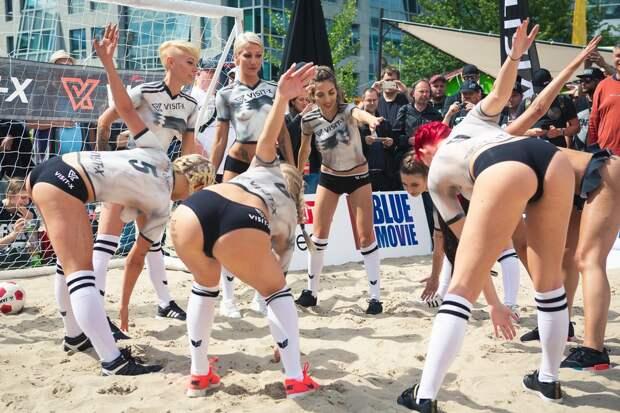 Sexy Soccer 2018: матч порнозвезд прошел в Германии
