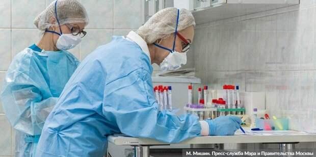 Установлен очередной суточный антирекорд по числу заразившихся COVID-19 в мире. Фото: М.Мишин, mos.ru