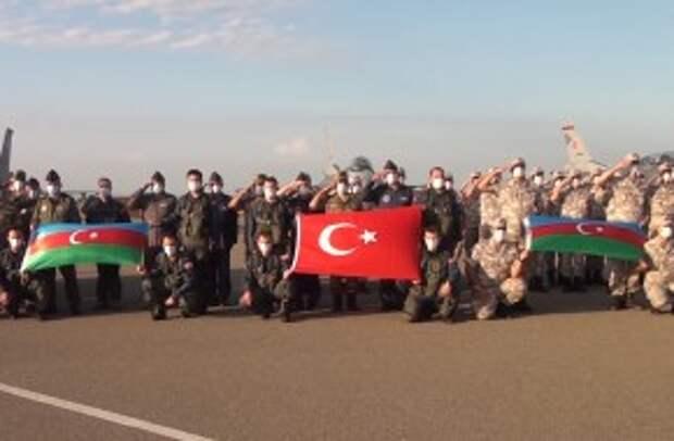 Летнее обострение: в Баку обещают совместный с Турцией «разгром» Армении