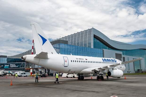 Крым и Кузбасс свяжут прямые авиарейсы
