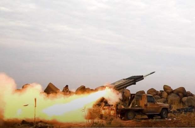Сирия: по турецким войскам нанесены удары, уничтожена бронетехника и военные (ФОТО, ВИДЕО)