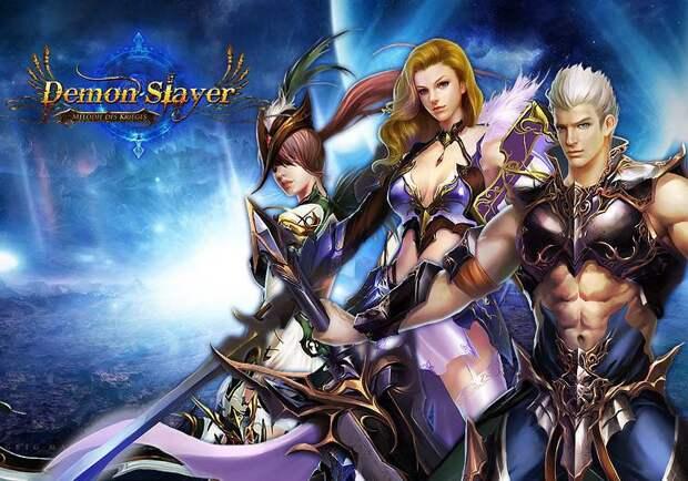 Demon Slayer Демон Убийца браузерная онлайн игра