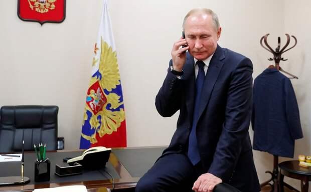 Кремль отреагировал на публикации с цитатами Путина в соцсетях