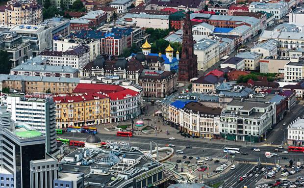 Казань получила официальный статус гастрономической столицы