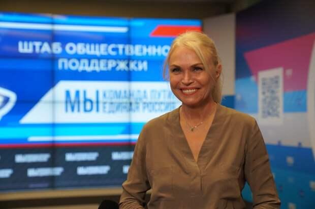 Депутат ГД Ирина Белых: «Исследовательская деятельность «волонтеров истории» даст дополнительные баллы к ЕГЭ»