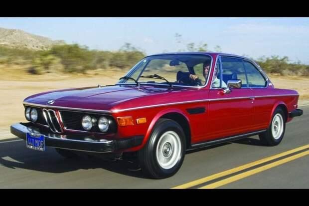 BMW 3.0 CS авто, автодизайн, америка, бампер, безопасность, накладка, спорткар, суперкар