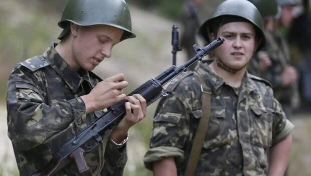 Сам-с-усам мозги не указ: на Украине меняют погоны (ФОТО)