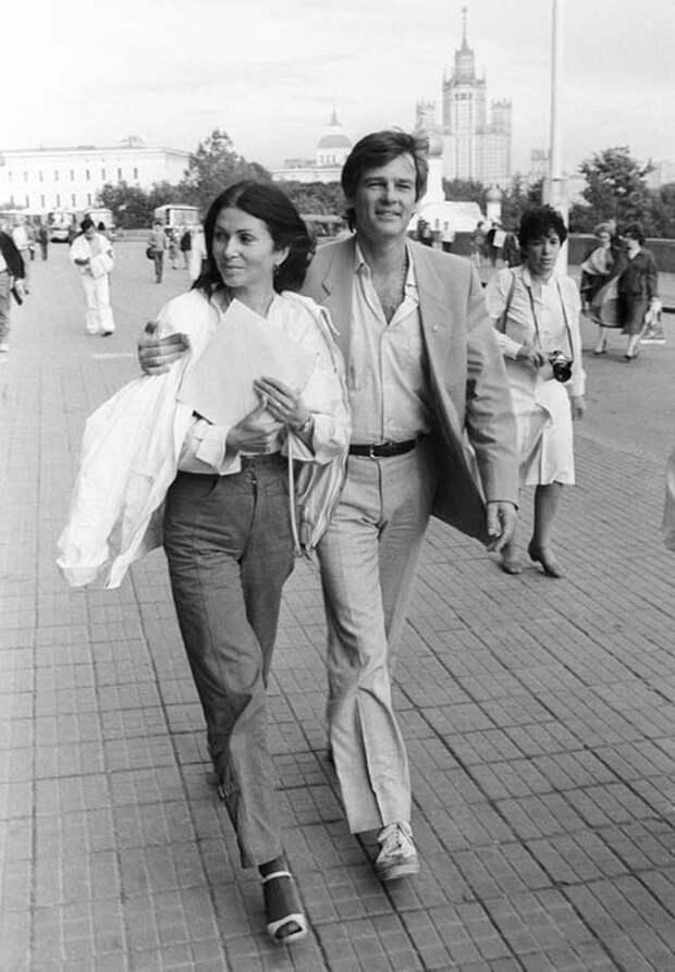 Возлюбленная Гойко Митича и вдова Дина Рида. Самая красивая женщина ГДР Рената Блюме