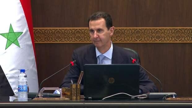Президент Сирии Башар Асад намерен участвовать в выборах главы государства