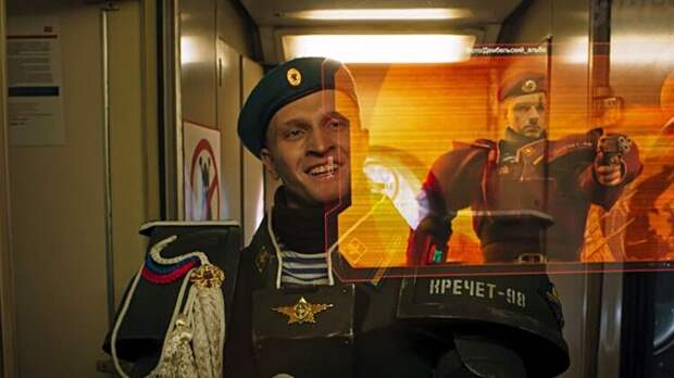 """BadComedian снялся в новой короткометражке от создателей """"Русской кибердеревни"""""""
