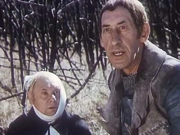 Кадр из фильма *Про Красную Шапочку*, 1977 | Фото: investxp.ru