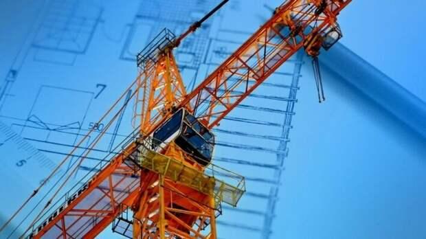 Строительство остается важным сектором российской экономики