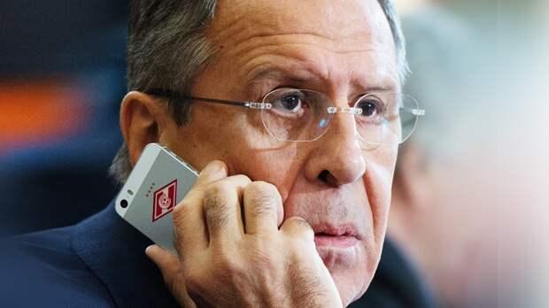 Глава МИД России Лавров: «Для меня «Спартак» это больше, чем команда. Очень скучаю пофутболу»