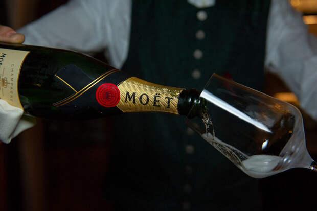Эксперт заподозрил Moet Hennessy в хайпе на законе о «шампанском»
