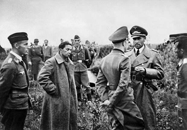 Что стало в советском плену с убийцей сына Сталина
