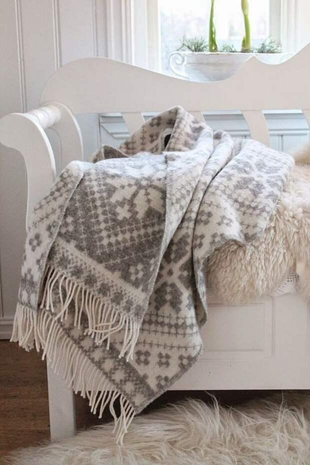 Вещи, которые сделают интерьер уютным в холодное время года (трафик)