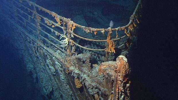 В Штатах планируют запустить туры на Титаник