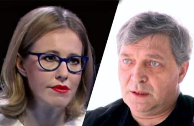 """""""Он сделал много подлостей"""": Собчак нелицеприятно отозвалась о Невзорове"""