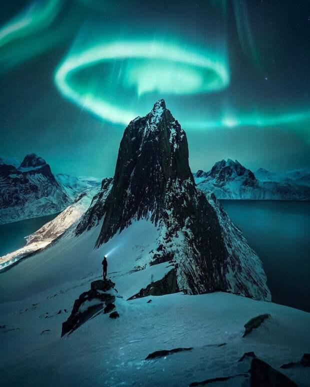 Космические фотографии Юлиуса Кехкенена, сделанные в разных местах планеты Земля