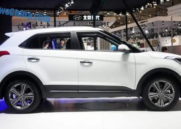 Hyundai будет собирать в России компактный кроссовер