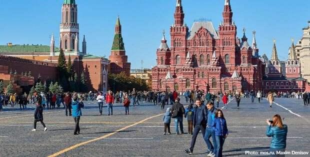 Сергунина рассказала о победителях городской программы для туристических стартапов. Фото: Максим Денисов mos.ru