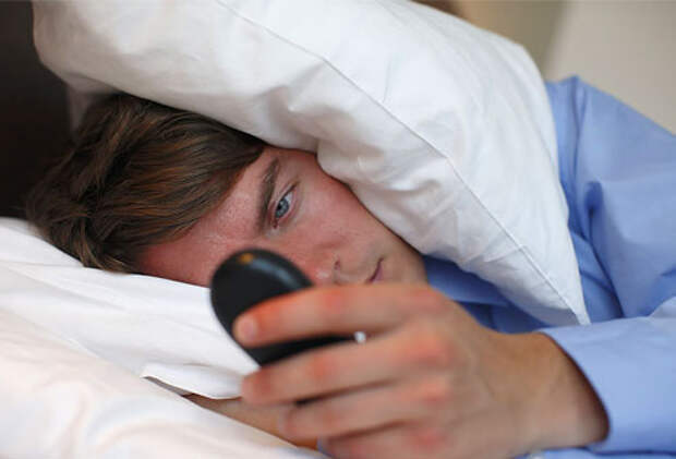 Недостаток сна влияет на здоровье