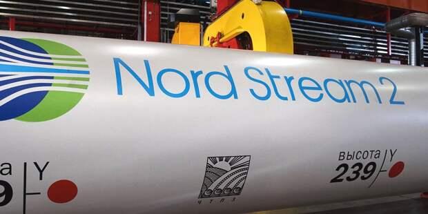 Трубоукладчик «Северного потока – 2» столкнулся с санкциями
