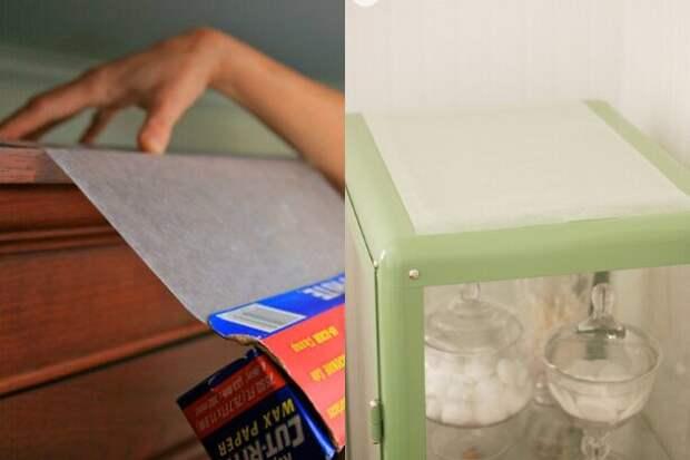 Неожиданные способы применения бумаги для выпекания
