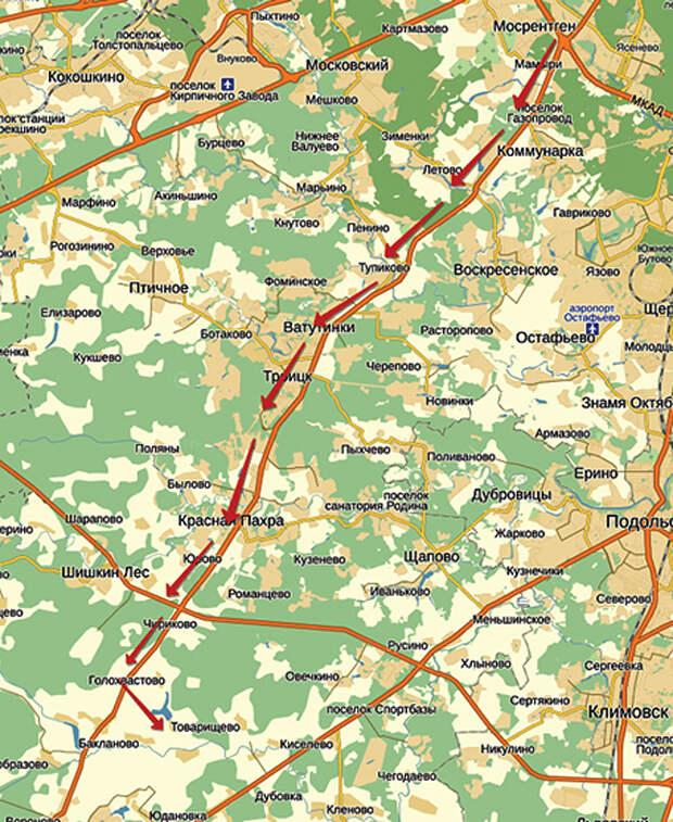 1768. Пруд на Алешинке
