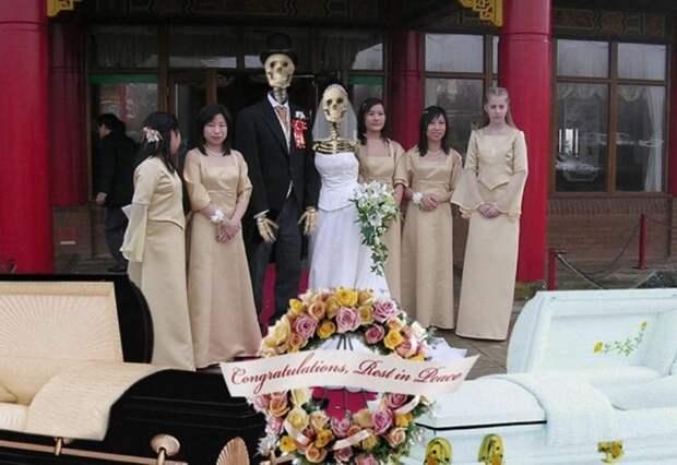 «Свадьбы мертвых»: Зачем китайцы выкапывают тела незамужних девушек?