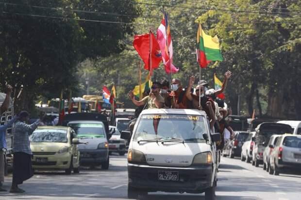 В Мьянме находятся 70 россиян – посольство