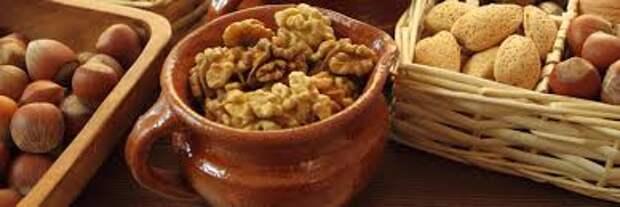 Полчаса для себя. Масло орехов - эффективное средство для ухода за кожей