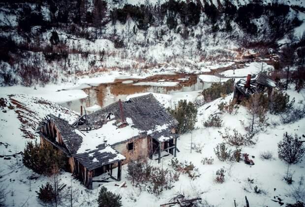 Осколки ужаса: что осталось от лагерей ГУЛАГа