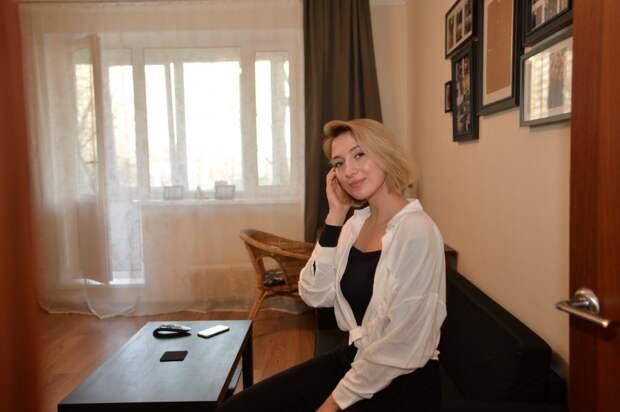 Фото предоставлено депатаментом труда и социальной защиты г.Москвы