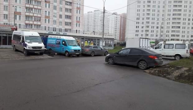 Пешеходный переход появится на улице Юбилейная в Подольске в 2020 году