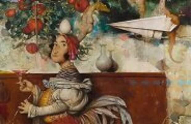 Art: Чем покоряют сюрреалистические картины «восточного Босха» из Армении Тарона Мурадяна