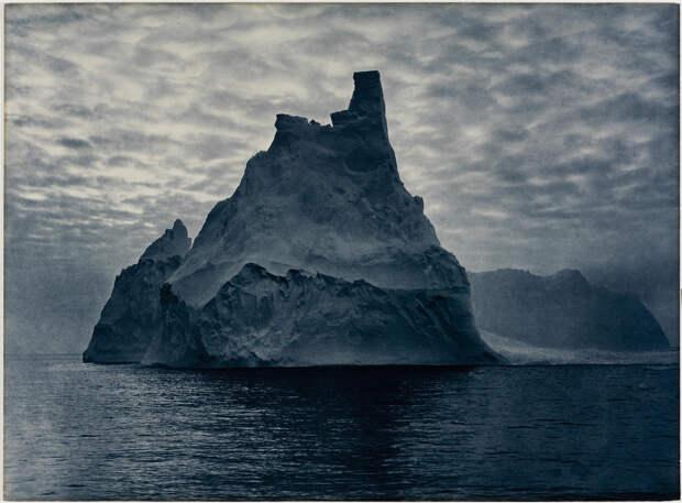 Первая Австралийская антарктическая экспедиция в фотографиях Фрэнка Хёрли 1911-1914 48