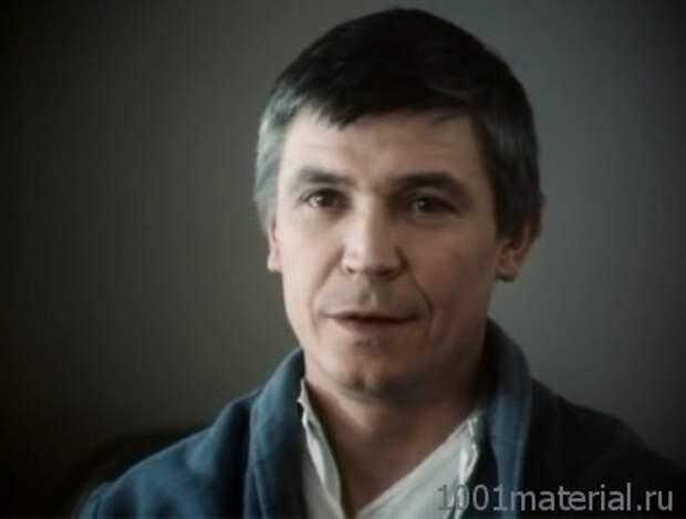 "Иван Бортник в фильме ""Привет с фронта"""