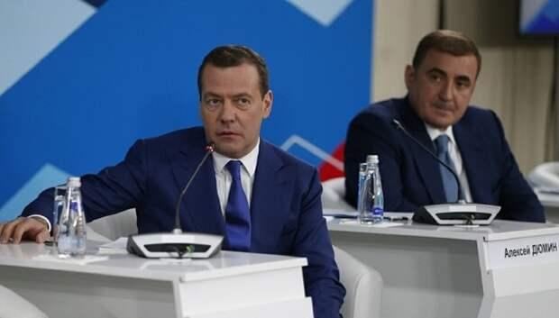 Названа возможная сменщица Дмитрия Медведева на посту премьера
