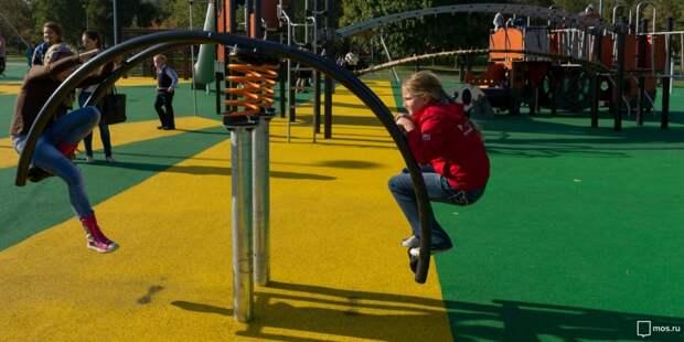 На Шереметьевской отремонтируют детскую площадку